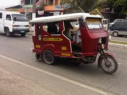 philippines pedicab jeepney caught up in traffic page 6
