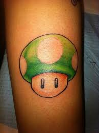 mushroom tattoo images u0026 designs
