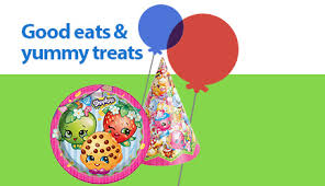 party stuff birthday shop walmart