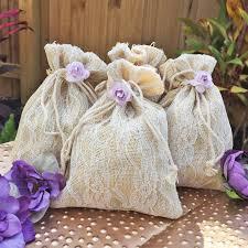 lace favor bags favor boxes bags paper lace