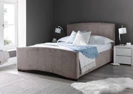 Walmart Upholstered Bed Bedroom Stylish Upholstered Bed Frame For Decorating Modern