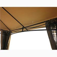 Osh Patio Furniture Covers by El Porto Gazebo Replacement Canopy Garden Winds