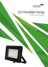 fl250 slimline pir floodlights led lighting solutions