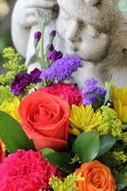Flowers In Denton - flower arrangement lilies u0026 hydrangea denton tx flowers