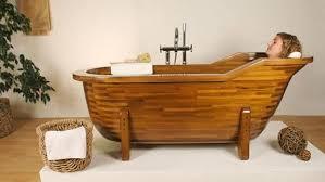 vasche da bagno legno 9 vasche da bagno piccole e moderne bcasa