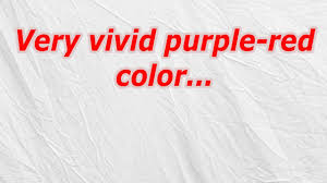 redcolor very vivid purple red color codycross answer cheat youtube