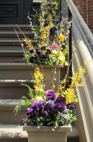 Front Door Planters by 140 Best Front Door Planters Images On Pinterest Plants Flowers