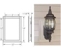 vinyl siding light mount mount blocks utility vents mount blocks manufacturer