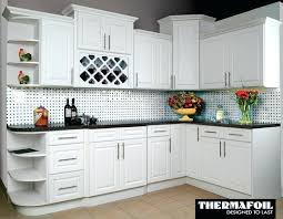 thermofoil kitchen cabinet colors thermofoil kitchen cabinets thermal foil cabinets home design ideas
