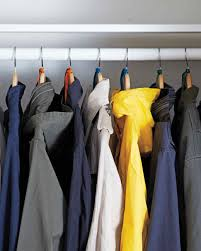 declutter the coat closet martha stewart