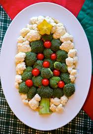 healthy and adorable this vegan u201cchristmas tree u201d veggie plate