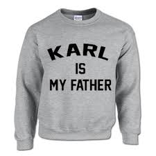 this is my sweater karl is my sweatshirt stylecotton