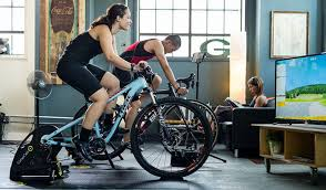 Indoor Bike Turn Any Bicycle Into A Stationary Bike With An Indoor Trainer