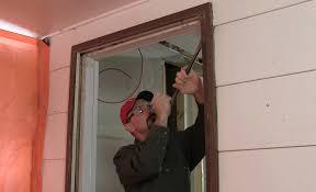 diy door frame beware of attempting diy entry door installations
