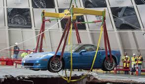corvette museum collapse corvette museum to completely fill in sinkhole washington times