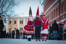 markets brighten winter thisisfinland