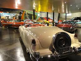 classic world of wearableart classic cars museum