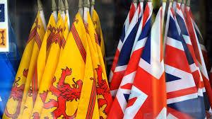 Lion Flag Nicola Sturgeon Attacks Union Flag Stories As U0027fake News U0027