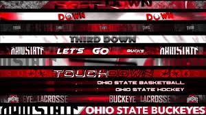 ohio state ribbon ohio state fascia ribbon animations