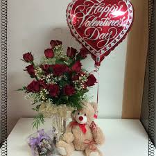 balloons and bears delivery flowers for valentines day delivery roses candy s