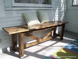 Building A Wood Table Top by Exterior Top Notch Design Ideas In Building A Wooden Bench For