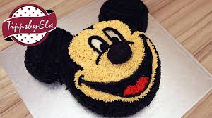 mickey mouse cake mickey mouse cake with no fondant how to make en