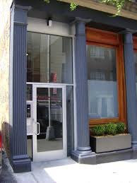 Fire Rated Doors With Glass Windows by Architectural Glass U0026 Aluminum Installation U2014 Acsm