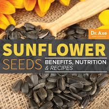 sunflower seeds benefits nutrition u0026 recipes