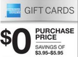 no fee gift cards no purchase fee amex gift cards cvs promotion
