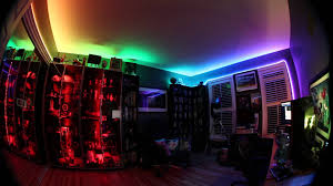 enchanting led lights in bedroom also best images about string