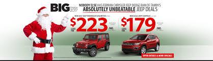 jeep dodge chrysler 2017 new 2017 2018 chrysler jeep dodge ram u0026 used car dealership in