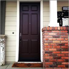 front door paint ideas for red brick house colors dark uk interior