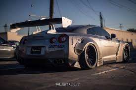 nissan gtr wide body nissan gtr tuning cars body kit stance project pinterest
