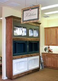 Kitchen Sink Displays Design Centers Rge Associates Inc