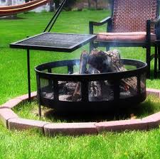 Fire Pit Grill Insert by Types Of Fire Pit Grills Fire Pit Design Ideas