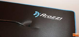 Gaming Desk Pad Arozzi Arena Gaming Desk Review Legit Reviews