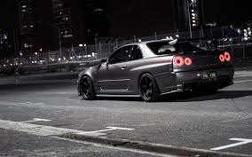 modified tuner cars nissan skyline r34 jdm japanese cars import tuner car nissan