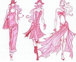 fashion sketches trends latest fashion ideas