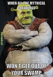 Sexy Ass Meme - shriek can lick my boulders with his sexy ogre ass meme by
