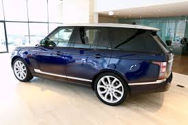 range rover land rover 2016 2016 land rover range rover supercharged stock 7nc015534b for