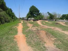 Backyard Bmx Park Dj Pump Track Plans Mtbr Com