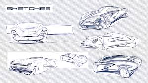porsche mission e sketch this porsche concept could be the answer to autonomy