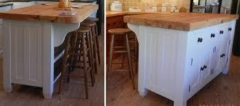 oak kitchen island units freestanding kitchen island breakfast bar kitchen and decor