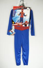 halloween costumes spiderman kids nwt marvel the amazing spider man 2 jumpsuit mask halloween