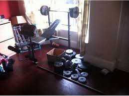 maximuscle weight bench with weights halesowen sandwell