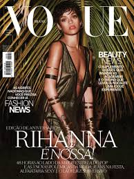 topless pictures of rihanna missinfo tv rihanna goes topless in vogue brazil u0027s 39th