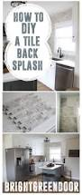 how to put up kitchen backsplash best 25 how to install tile ideas on pinterest kitchen