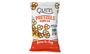 wholesale pretzel rods quinn snacks maple oat twists deli rye style pretzel rods 2018