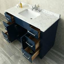 Corner Bathroom Vanity Cabinets Blue Bathroom Vanity Cabinet U2013 Guarinistore Com