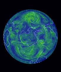earth wind map global map illustrates wind patterns block island times